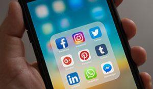 redes sociales más relevantes