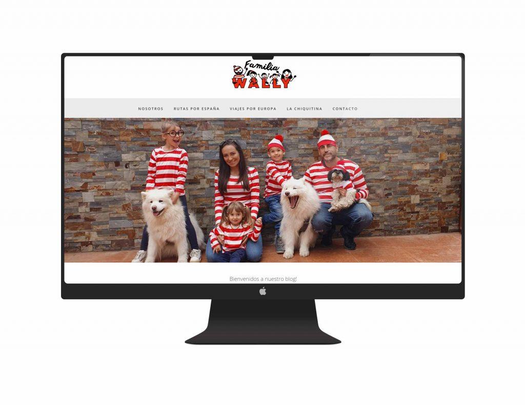 blog Familia Wally